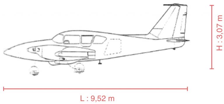 PA23 - Aztec 250